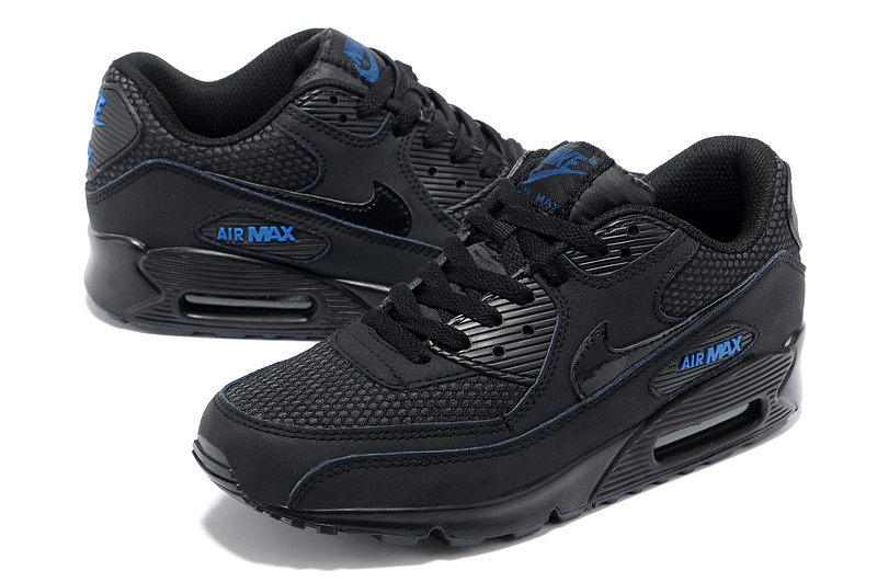 air max 90 homme noir et bleu,air max 90 bleu et noir - www.les ...